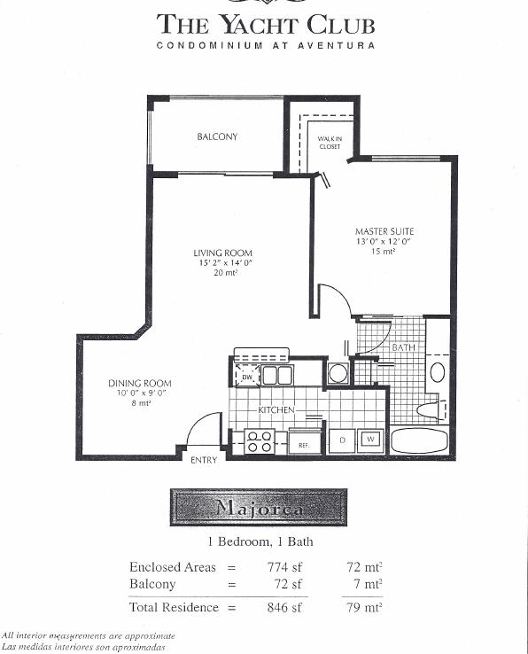 Jacuzzi Interior Medidas.Majorca The Yacht Club At Aventura